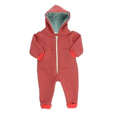 Happy Romper - mini mioche - organic infant clothing and kids clothes - made in Canada Spring 2015, Toddler Boys, Hooded Jacket, My Favorite Things, Infant Clothing, Rompers, Mini, Happy, Toddlers