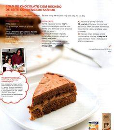 ' Obrigado a todos os participanles ao Klonga destes meses. Food Cakes, Sweet Recipes, Cake Recipes, I Companion, Portuguese Recipes, Happy Foods, Secret Recipe, Sweet Cakes, Deserts