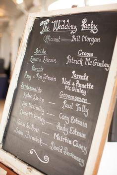 Kate Fine Art Photography, Bright Occasions Real Wedding #wedding #signs #program #weddingprogram