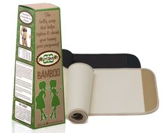 Belly Bandit Helps Shrink and Tighten Your Belly.  I loved my antibacterial, moisture wicking Bamboo Bandit!  The torso shrinking results (using this after the birth of my second child) blew me away!