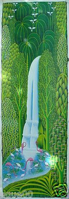 Electronics, Cars, Fashion, Collectibles, Coupons and Haitian Art, Japanese Art, Plant Leaves, Organic, Paintings, Floral, Artist, Plants, Poster