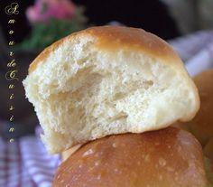 petits pains pour burger ou hot dog -Amour de cuisine
