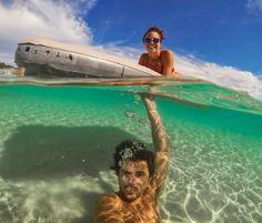"152 Me gusta, 8 comentarios - Giulia Guerrieri (@giuliaguerrieriph) en Instagram: ""🇭🇷🌍 #gopro #croazia #croatia #hrvatska #aroundtheworld #love #wanderlust #sea #beach #underwater…"""