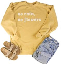 Night Saying Viva La Adventure Crewneck Sweatshirt Hipster 70s Retro Yellow Tumblr Sweatshirt