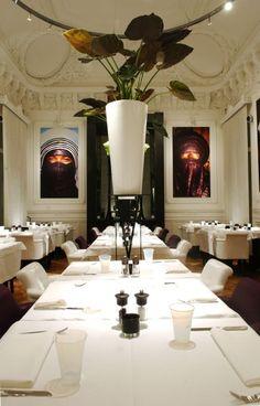 Restaurant COSPAIA, Brussels #seemybrussels