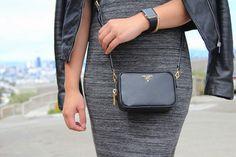 Mini purse outfit)