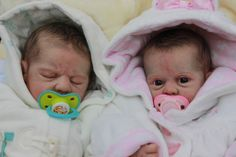 """Twin Reborn Dolls 