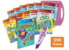 Tag™ Get Ready for Kindergarten Super Bundle, purple