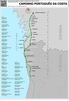 The Portuguese Camino