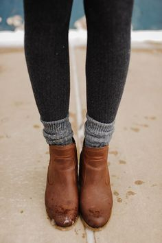 At Sun Valley Alpaca Co, we love our alpaca socks and are always looking for new ways to wear them-- (AKA excuses to never take them off!) We're happy to report that our favorite socks fit right into the footwear trends you'll be seeing this fall and winter. Here are five unique ways you can enjoy wearing socks this season:1. With Ankle Boots/BootiesA pair of scrunched down socks pairs perfectly with your favorite ankle boots. Wear them with bare legs for a great transitional fall look and…