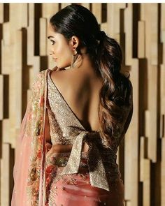 Top 51 Saree Blouse Designs (Latest and Stylish) This piece of cl. - Top 51 Saree Blouse Designs (Latest and Stylish) This piece of clothing lying in you - Indian Blouse Designs, Blouse Back Neck Designs, Choli Designs, Fancy Blouse Designs, Bridal Blouse Designs, Latest Blouse Designs, Shagun Blouse Designs, Simple Saree Designs, Lehenga Designs Latest