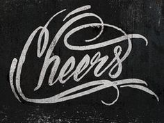 Typeverything.com - Cheers by Two Arms Inc.