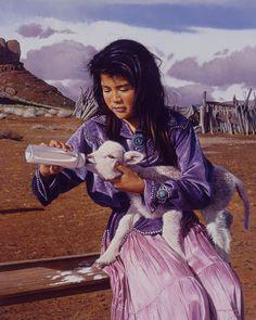 George Molnar | Artist: Native American Paintings