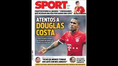 Barcelona join MU and Juventus in race for out-of-favour Bayern Munich ace Costa