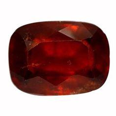 Buy certified natural hessonite garnet (gomed) gems /gemstones at best & wholesale price –ratna bhandar