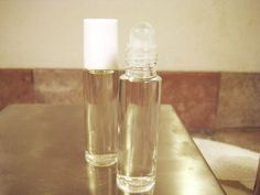 hacer perfume roll-on