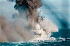 Falklands war ships