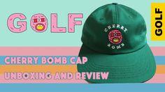 a033afb5d06d CHERRY BOMB GREEN GOLF WANG CAP - Tyler The Creator - REVIEW - YouTube