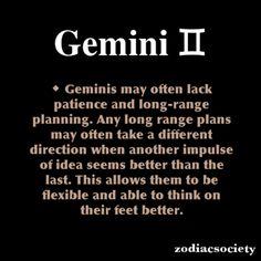 Gemini Zodiac Facts
