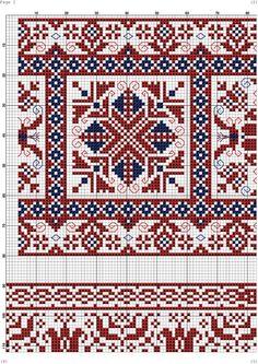 Cross Stitch Borders, Cross Stitch Rose, Cross Stitch Alphabet, Cross Stitch Patterns, Needlepoint Patterns, Embroidery Patterns, Ribbon Embroidery, Cross Stitch Embroidery, Palestinian Embroidery