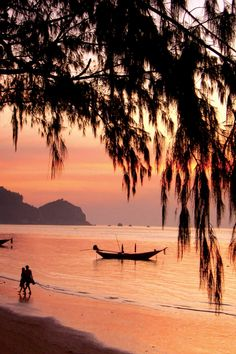 Explore the dreamland of Southern Thailand's rose-coloured coasts on our Thailand Adventure tour. Thailand Adventure, Adventure Tours, Asia Continent, Krabi, Asia Travel, Continents, West Coast, Sunsets, Real Life