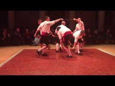 Kirkby Malzeard longsword dance , by the Newcastle Kingsmen - YouTube