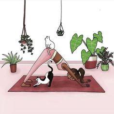 Tuesday, May ○ Rise w/ Brindl (Downtown) ○ Flow w/ Katie B (Midtown) ○ Flow Express w/ Lauren (Downtown) ○ Align w/ Lauren (Midtown) ○ Buti w/ Gwen (Downtown) ○ Restore w/ Amber (Midtown) ○ Gentle w/ Brindl (Downtown) ○ Illustration: ○ Yoga Drawing, Dog Organization, Yoga Illustration, Arte Sketchbook, Photo Today, Yoga Art, Yoga Everyday, Yoga Inspiration, Yoga Fitness