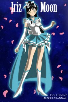 Iriz Moon Princess of the the Ice-moon Samuia and controller of Ice and water by BFP ~ Anime Dress Up