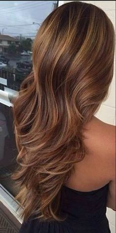 ash brown hair with natural highlights - Google Search