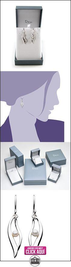 Dew 58019FP001 - Pendientes de mujer de plata de ley  ✿ Joyas para mujer - Las mejores ofertas ✿ ▬► Ver oferta: https://comprar.io/goto/B0047COP0I