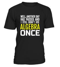 "# Homework Shirt for Teen Girls and Boys Hate Mathematics Gift .  Special Offer, not available in shops      Comes in a variety of styles and colours      Buy yours now before it is too late!      Secured payment via Visa / Mastercard / Amex / PayPal      How to place an order            Choose the model from the drop-down menu      Click on ""Buy it now""      Choose the size and the quantity      Add your delivery address and bank details      And that's it!      Tags: Another day has passed…"
