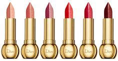 Dior Golden Shock Collection for Holiday 2014 - Diorific Golden Shock Colour Lip Duo ($38.00) (Limited Edition)