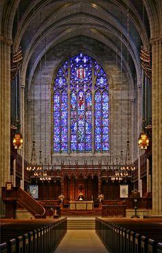 Princeton Chapel, New Jersey