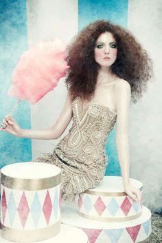 Doll-Face Photography : Circo Amato
