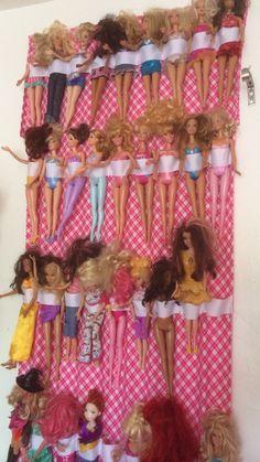 Como Ver Organizadas Las Barbies