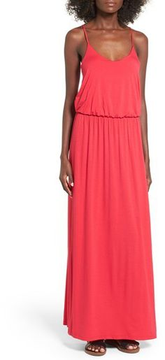 Women's Lush Knit Maxi Dress