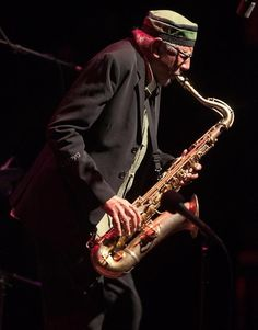 Charles Lloyd (b. March 15, 1938) is an American jazz musician, playing mostly tenor saxophone.