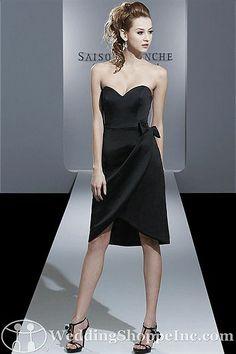 Bridesmaid Dresses Saison Blanche Boutique BB1084 Bridesmaid Dress Image 1