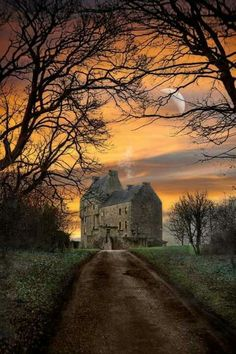 Midhope Castle , Scotland