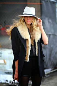 Valentina Zelyaeva, New York, February 2016