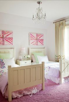 Girl's #Bedroom #Ideas Girl's Bedroom