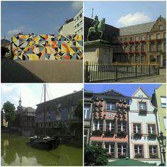 germany. a day in düsseldorf.