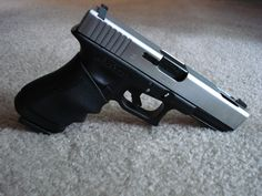 Chrome Glock slide....I so want thisLoading that magazine is a pain! Get your Magazine speedloader today! http://www.amazon.com/shops/raeind