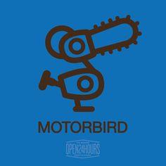 Motorbird www.open24hours.cc
