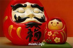 Японский Фукурума — прототип русской Матрешки http://miuki.info/2010/09/yaponskij-fukuruma-prototip-russkoj-matreshki/