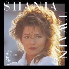 Shania Twain - The Woman In Me LP October 14 2016 Pre-order