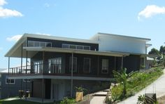 australian house designs sloping blocks - Google Search