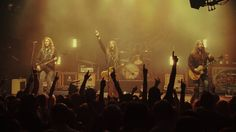 Blackberry Smoke in Action // Will be rockin' the CNN Grill on Sunday NIght