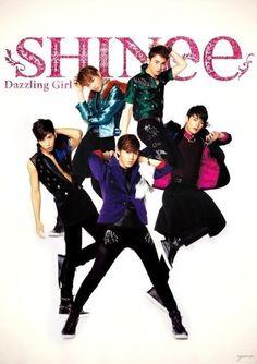 SHINee Dazzling Girl