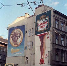 """Képtalálat a következőre: """"minő retro"""" Lany, Budapest, Old Photos, Vintage Photos, New College, Hungary, Retro Vintage, Street View, History"""